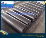 Hoja de caucho NBR negro utilizado en la industria, nitrilo, SBR/NBR rollos hoja