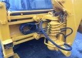 Cargadores de la rueda de la retroexcavadora del Jcb 3cx de la segunda mano, material de construcción delantero del cargador