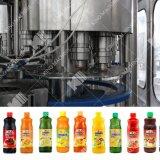 Remplir la ligne de production de jus en bouteille / usine de transformation de jus de fruits