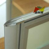 Stazione di lavoro di alluminio dei cubicoli del gruppo di terminali del divisorio della struttura della parete di vetro di marca di Jialimei