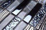 Hanse 300x300mm la decoración de mosaico de vidrio Espejo Mosaico