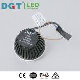 3W/4W/5W/6W/7W 80lm/W MR16 알루미늄 LED 옥수수 속 모듈 스포트라이트