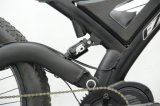 bici elettrica di potere eccellente di 1000W 48V con METÀ DI azionamento