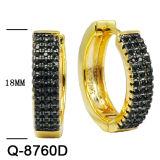 새로운 디자인 금관 악기 보석 굴렁쇠 귀걸이 공장 도매