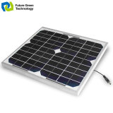 Оптовая панель солнечных батарей возобновляющей энергии поликристаллическая
