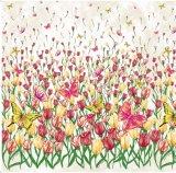 O lenço de seda floral projeta para mulheres