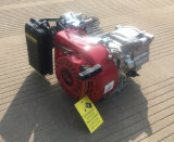 Motor van de Benzine van Gx160 5.5HP de Halve voor het Gebruik van de Generator
