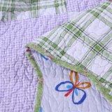 As crianças de puro algodão roupa de duas peças de luz definido