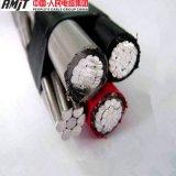 La energía eléctrica XLPE aislados con PVC, Aluminio Cable trenzado generales ABC
