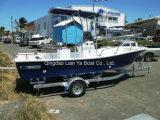 Bateau de Panga de bateau de pêche de thon de fibre de verre de bateau de pêche de Liya 5.8m