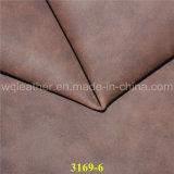 Heiße Verkaufs-Form PU-synthetisches überzogenes Leder mit der 1.4mm Stärke