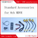 4GおよびGPSの8CH 1080P車移動式DVRのサポートAhd Tvi Cvi