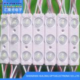 12000k SMD2835 LED Einspritzung-Baugruppe mit Objektiv-Anzeigen-Zeichen