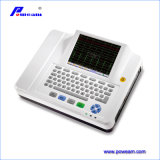 Maschine des Touch Screenelectrocardiograph-12 des Kanal-ECG (EM1200A)