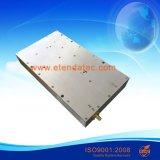 aumento 50dB amplificador linear del poder más elevado de GaN de 100 vatios