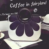 La fleur a décoré le sac d'épaule de fille de modèle de mode de sac à main de femme d'unité centrale de qualité de Madame Bag de Chine Sy8627