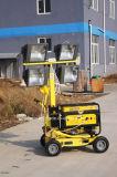 현대 디자인 가솔린 발전기를 가진 4*400W 탑 빛