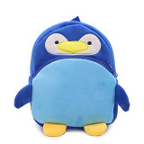 Sacchetto di banco del pinguino del sacchetto del giocattolo della peluche