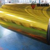 Ideabond a enduit la bobine d'une première couche de peinture en aluminium pour le plafond (AE-101)
