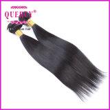 10A等級の卸売価格(ST046b)のブラジルの人間の直毛最上質の3束の
