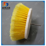 Weicher Nylonbohrgerät-Pinsel-Platten-Pinsel für Reinigung