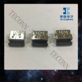 HDMI-d'un type d'un connecteur femelle111913-G