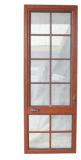 Thermischer oder Non-Thermal Bruch-Aluminiumflügelfenster Windows mit Gitter