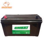 Pilha recarregável de chumbo de carga molhada Mf iniciado baterias automóveis N100