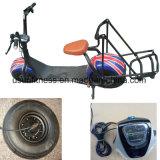 普及した庭の貴族2のSeater 60Vの安く小型電気ゴルフカート