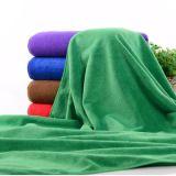 Materia textil ultra suave de las toallas de baño hecha de tela de algodón o de Microfiber
