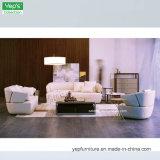 Buffet moderne de salle de séjour de Module en bois de côté 3 couches du compartiment de cuisine (YR209M)