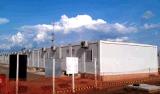Самая низкая стоимость легко построить сегменте панельного домостроения пред Fab контейнер Office дома