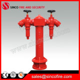 Boca de incêndio de incêndio interna da válvula da boca de incêndio de incêndio para a luta contra o incêndio