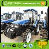 새로운 중국 Foton 소형 농장 트랙터 기계 가격 Lovol M754-B