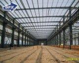 2000 Quadrat Isolierpanel-Stahlkonstruktion-Lager für den Export