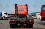 최고 조건 Sinotruk HOWO 원동기 T7h 트랙터 헤드 4X2 360HP 트랙터 트럭