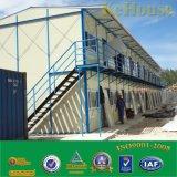 Huis van de Bouw van de sandwich het Comité Geprefabriceerde voor Gebruikt Bureau/het PrefabMateriaal van de Woningbouw van de Container