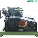 Deux étapes Oilless haute pression Oil-Free Kompressor Air de type à piston alternatif