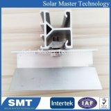 Système de fixation du toit et les écrous pour le milieu de collier de serrage