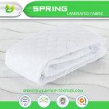 Lavabile impermeabile bagnato della fodera per materassi della prova del doppio di formato del materasso strato della protezione