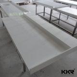 Верхняя часть быстро-приготовленное питания ванной комнаты камня кварца Kkr встречная