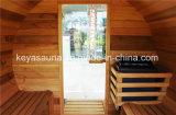 Apagar Exterior Red Cedar vapor Sauna House