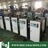 Refrigerador de refrigeração ar do parafuso com compressor do parafuso