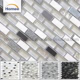Livro Branco cintilante Espelho de Parede Crepitação Diamond Mosaico mosaicos de vidro cristal