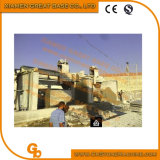 Type pont hydraulique multi haut et bas Machine de découpe de pierre de lame