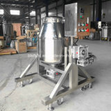 フリップ感動的なドラムMusliの粉の自動電気回転式混合機1000L