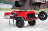 Alta qualità fuori dal rimorchio di campeggiatore della tenda del tetto della strada