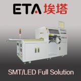 Eta (P12) halb Selbst-SMT SMD Lötmittel-Schablone-Bildschirm-Drucker für LED-Produkte