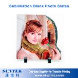 Frame feito sob encomenda da foto da ardósia da foto da pedra do espaço em branco do Sublimation