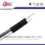 Câble coaxial de liaison du prix usine de qualité Rg59